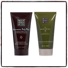 RITUALS... Hammam Scrub 70ml & Dao Body Cream 70ml UNUSED - FREE POSTAGE