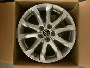 "Original Mazda 3 2015 18"" alloy wheels"