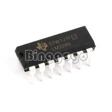 10 Pcs LM324N LM324 324 Low Power Quad Op-Amp IC TOP NEW
