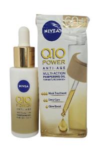 Nivea q10 Puissance Huile 60 + Multiple-Action Dorloter Huile 30ml
