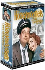 THE HONEYMOONERS LOST EPISODES 1951-57 COMPLETE RESTORED SERIES New 15 DVD Set