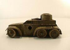 Drgm Foreigh Z.4. 8 Tank Tank Old Tin Clockwork Sheet Metal Engine Wrench 10 CM