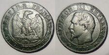 5 Centimes Napoléon III 1855 D Lyon, ancre, TB+, Rare !!