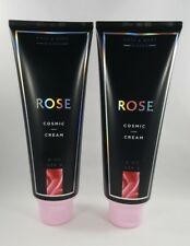(2) Bath & Body Works The Fragrance Experiment Rose Cosmic Cream  8oz
