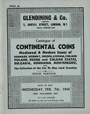 More details for lac - l2994 - glendining & co., catalogue of continental coins medieval & modern
