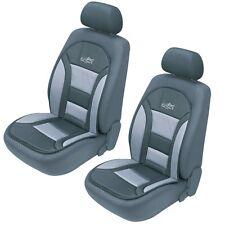 (210) 2 x Sitzauflage Alesi Sitzaufleger Grau Auto Auflage Sitz Walser