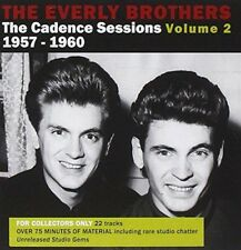 The Everly Brothers - The Cadence Sessions Volume 2 1957-1960 (NEW CD)