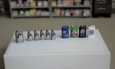 1/18  Scale Havoline Texaco oil products for your Diorama, Shop, Garage