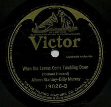 Henry Burr / Aileen Stanley / Billy Murray 78 RPM - Victor