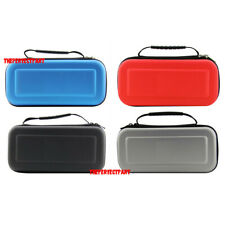 Carrying Case For Nintendo Switch 20 Game Cartridge Holders Travel Bag Portable