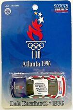 ACTION 1996 Dale Earnhardt Atlanta Olympics 100 #AE9602 1:64 Scale Diecast