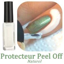 Protecteur Peel Off liquid Tape blanc flacon 10ml NEUF de chez Miniboutic NAILS