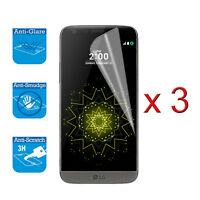 For LG G5 SE Screen Protector Cover Guard LCD Film Foil x 3
