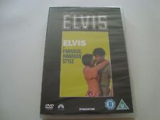 Elvis Presley Paradise,Hawaiian Style DVD New The Official Collector's Edition