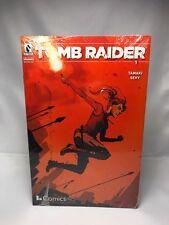 TOMB RAIDER #1 ComicsPro Variant Limited Rare VG/NM Rare New Shrink Comics 2016