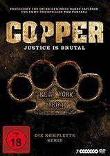 7 DVD-Box ° Copper - Justice is Brutal ° die komplette Serie ° NEU & OVP