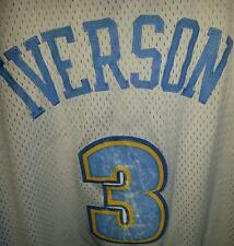 Allen iverson jersey Denver nuggets xl NBA basketball  original