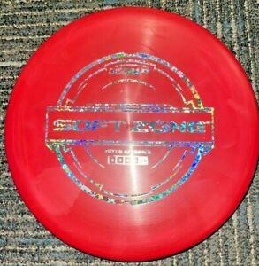 DISCRAFT SOFT ZONE DISC GOLF PUTT & APPROACH DISC GOLF 173-4G RD/SS @ LSDISCS