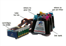 CISS for Brother LC51 and LC57 ink cartridges - Continuous Ink Supply System