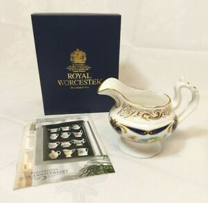 Royal Worcester Historical Jug Collection Grainger Rococo c.1840 250th