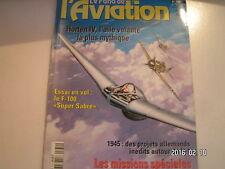 ** Fana de l'aviation n°370 Horten IV / Monocoupe L-7A / Super frelon Israéliens
