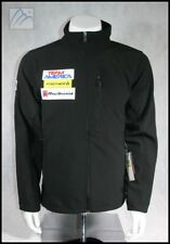 NEW CUSTOM SPYDER MENS TENMILE SOFTSHELL JACKET M TEAM AMERICA FISCHER MACDERMID