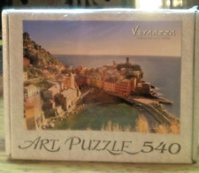 Art Collection | 540 Piece - VERNANNA Jigsaw Puzzle | New in Box | Sealed