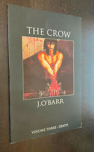 CROW Volume 3 GN (Tundra Comics) -- Death -- James O'Barr -- VF/NM