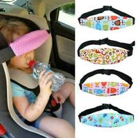 Baby Safety Car Seat Sleep Aid Head Band Fasten Support Belt Fixing Kids Child