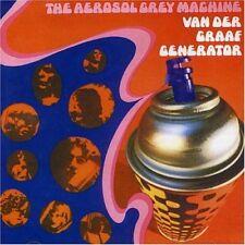 Van der Graaf Generator - The Aerosol Grey Machine (CD) 1974