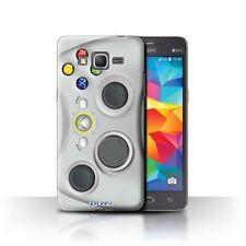 Housses et coques anti-chocs blanc Pour Samsung Galaxy Core Prime pour téléphone mobile et assistant personnel (PDA)