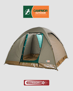Diamantina Weekender 1 Safari Canvas Tent Camping Touring 4wd Outdoor Travel