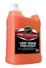 Meguiar's D15501 Detailer Last Touch Spray Detailer, Gallon