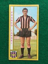 CALCIATORI 1969-70 69-1970 PALERMO Franco LANDRI , Figurina Panini (NEW)