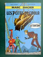 PAAPE Marc Dacier 9 Les sept cités de Cibola eo