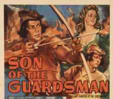 SON OF THE GUARDSMAN, 15 CHAPTER SERIAL, 1946