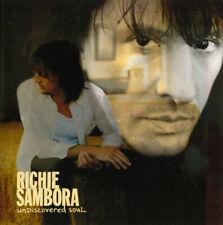 Richie Sambora(Bon Jovi)- CD+Slipcase - Undiscovered Soul-1998 Mercury 536 972 2
