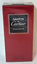 Cartier Santos de Cartier Concentree 100 ml Eau de Toilette Spray