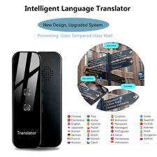 Translaty MUAMA Enence Smart Instant Real Time Voice 72 Languages Translator USA