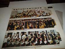 ESTUDIANTINAS 3 LP SET ON MUSART 1301
