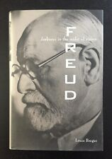 FREUD -  DARKNESS IN THE MIDST OF VISION - LOUIS BREGER - SIGNED - 1ST ED. - UNR