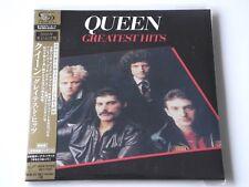 QUEEN JAPAN SHM MINI LP CD GREATEST HITS TOP ROCK |181