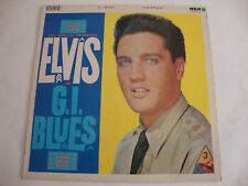 Elvis Presley LP G.I. Blues (Green International) (RCA INTS 5104, UK)