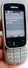 Nokia 6303 Classic Steel (Unlocked) Phone Excellent Condition and Battery life