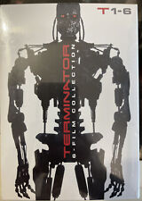 Terminator 6-Film Collection Dvd + Slipcover Brand-New Sealed