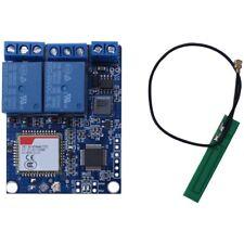 SMS GSM-Fernbedienung Schalter Sim800C Stm32F103C8T6 2-Kanal-Relaismodul fü H8I1