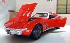 G LGB 1:24 Scale 1970 Chevrolet Corvette Diecast V Detailed Model Maisto