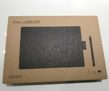 One By Wacom Bamboo Splash Pen Tablet Small CTL - 472 New in Box With Stylus