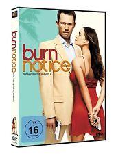 BURN NOTICE Season 1 (4 DVDs) JeffreyDonovan, Gabrielle Anwar OVP