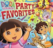 Dora Party Favorites by Dora the Explorer (CD, 2008, Sony Music Distribution...